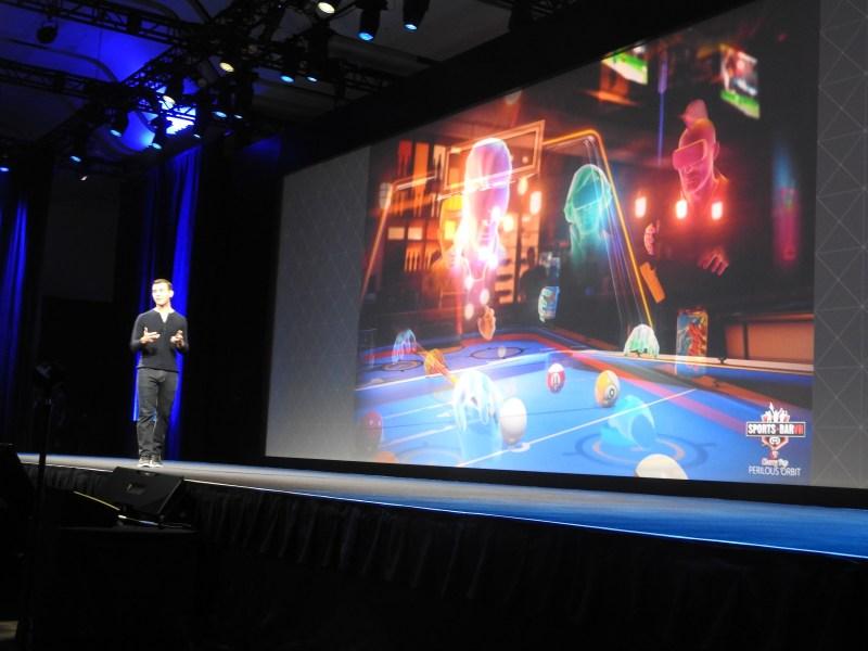 Facebook announced avatars for Oculus Rift.
