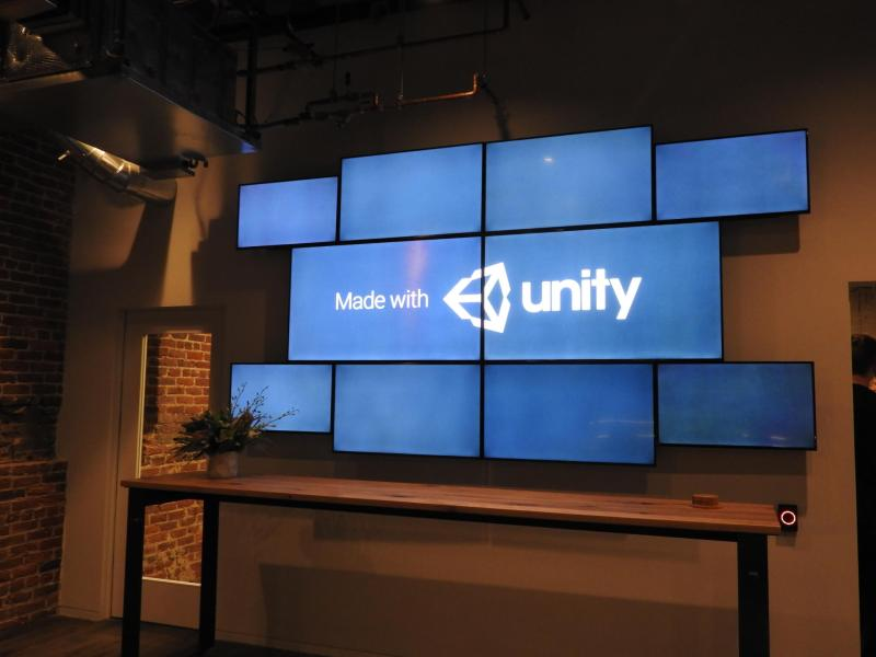Unity headquarters in San Francisco