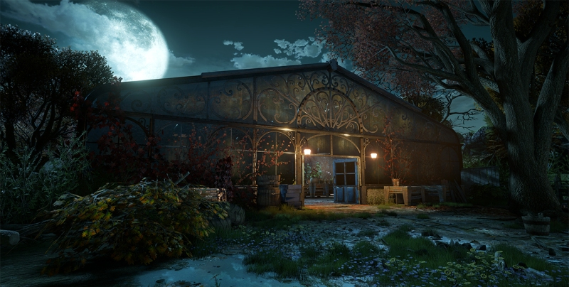 The old Fenix household in Gears of War 4. Did we really have to spend all that time there?