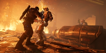 Xbox One chainsaws all comers as consoles crush mobile game ad spending in October