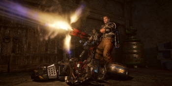 Gears of War 4 could build a new generation of fans for chainsaw bayonets
