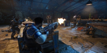 Gears of War 4 gets 2 classic maps from the franchise's past