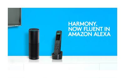 1d932250c74 Logitech Harmony integrates with Amazon Echo to let you control home  entertainment with your voice