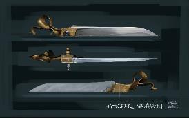 Dishonored 2 artists took inspiration from grandma's scissors