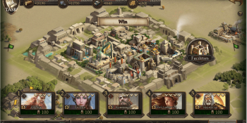 NetEase's push from China continues with mobile strategy game Immortal Conquest