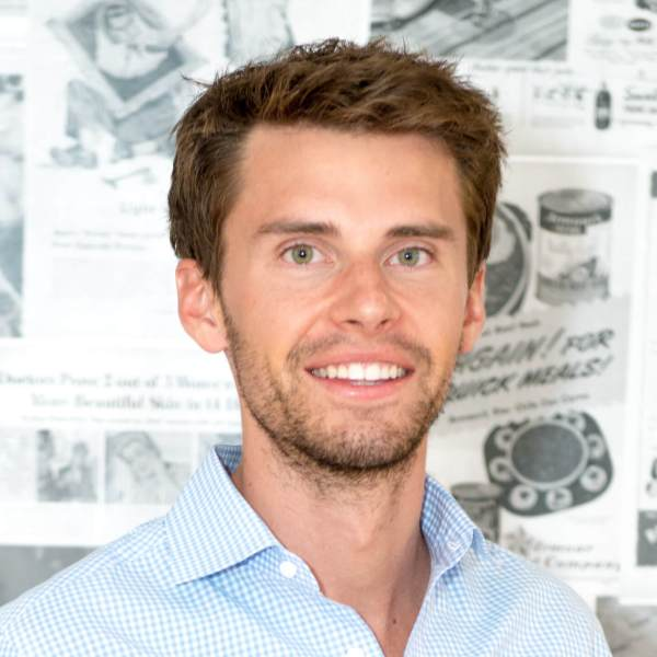 Justin McLeod: Hinge CEO