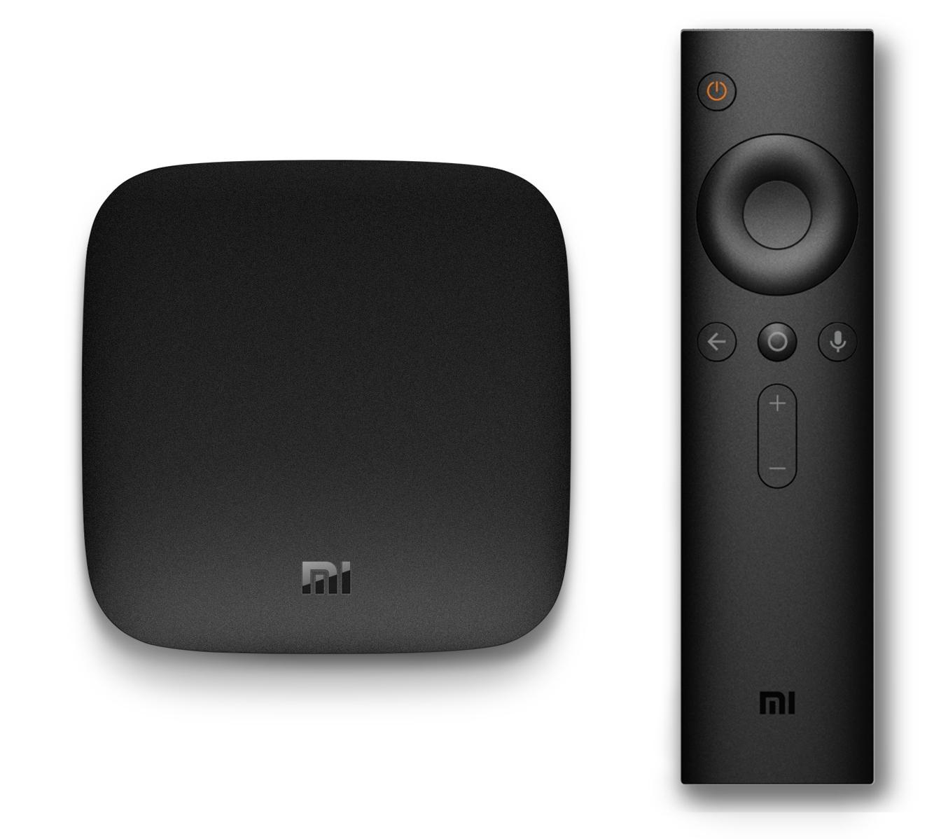 Mi Box & Remote