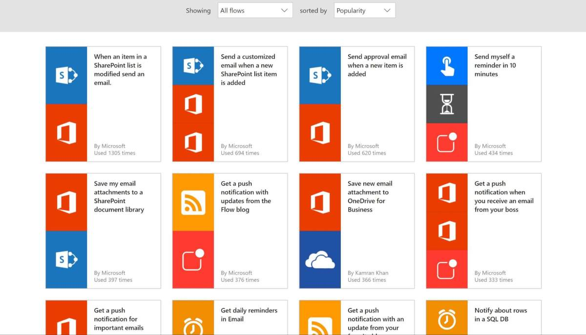 Microsoft launches Flow and PowerApps out of preview