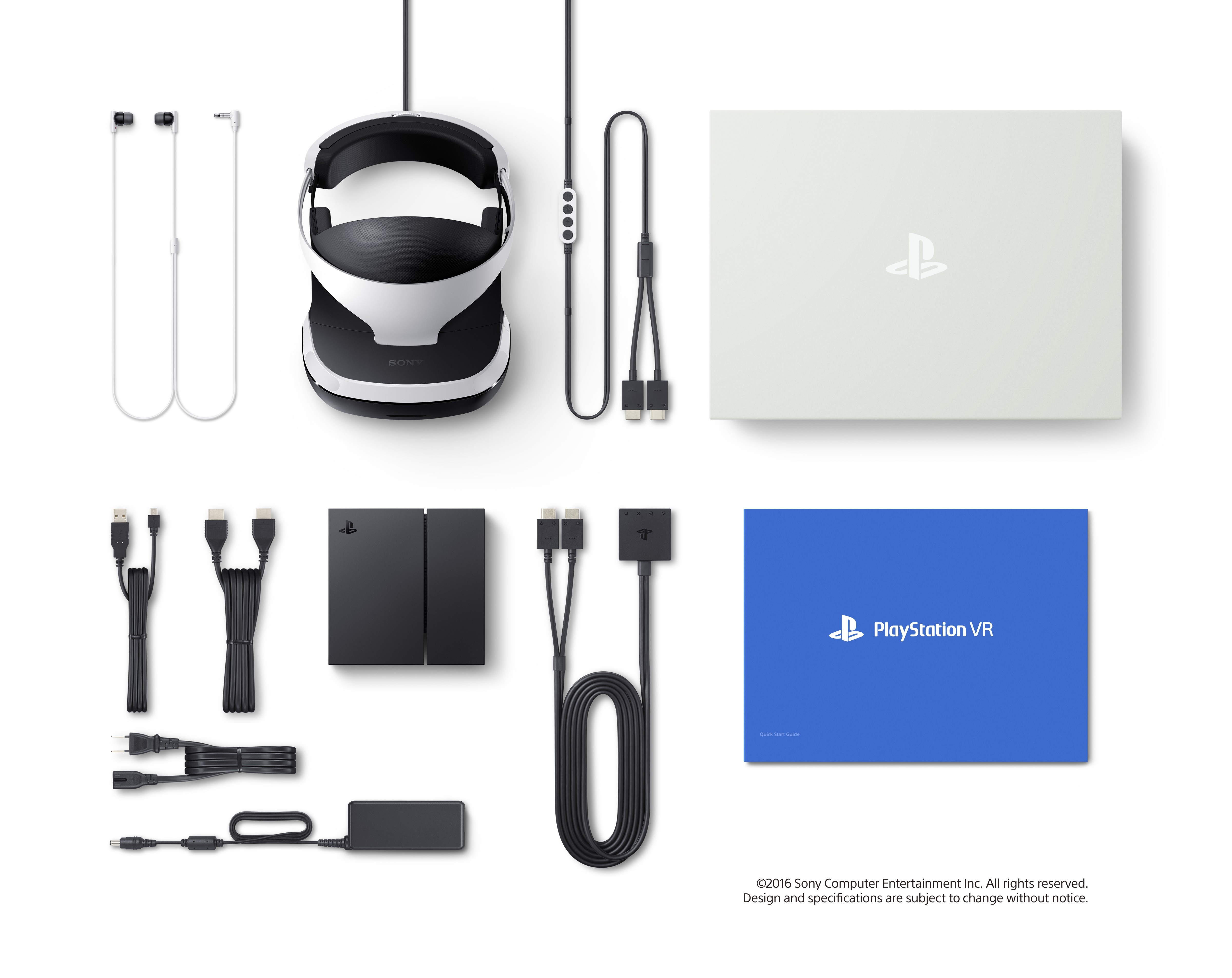PlayStation VR is almost useless without the camera | VentureBeat