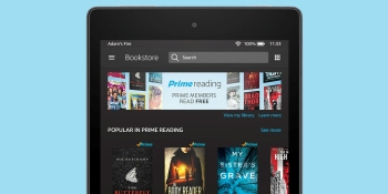 Amazon expands Prime Reading book service beyond the U.S. and into the U.K.