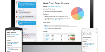 Quip unveils Salesforce integration: Rich mentions, live data, and single sign-on