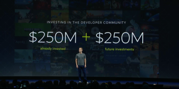 Facebook and Oculus promise millions in funding for diverse apps, education, and more for VR