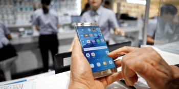 Samsung moves past Note7 crisis, but its SDI battery affiliate struggles