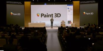 Microsoft unveils Paint 3D