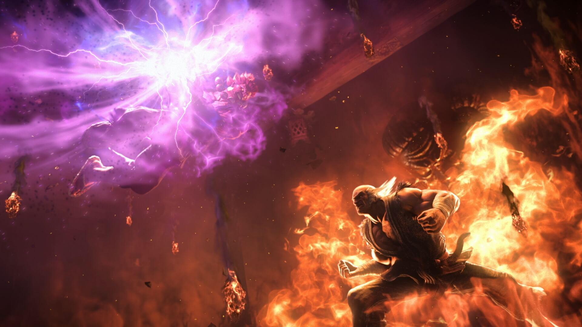 Akuma from Street Fighter is making a guest appearance in Tekken 7.