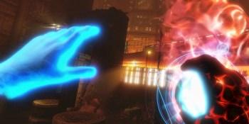 The Unspoken is like a dark Harry Potter spell duel in VR