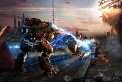 DC-Earth Gazette - Les événements RP dans le monde War-Robots