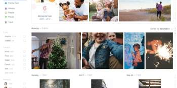 Amazon's Prime Photos service now lets you share storage with 5 family members