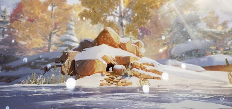 See a bunny in VR in Baobab Studios' Invasion!
