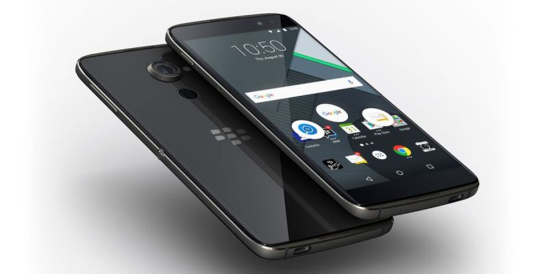 BlackBerry launches DTEK60 for $499, still no Android Nougat