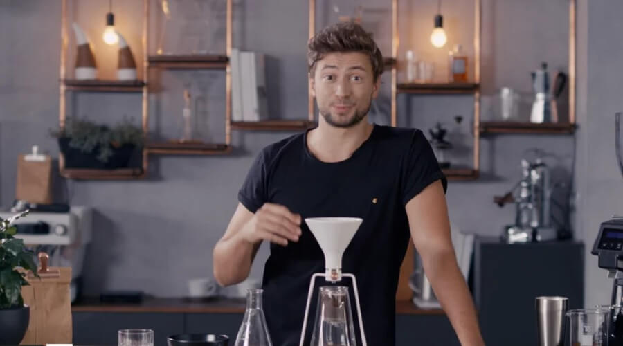 Goat Story S Smart Coffee Maker Gina Shows How To Brew Your Perfect Cup Of Coffee Venturebeat