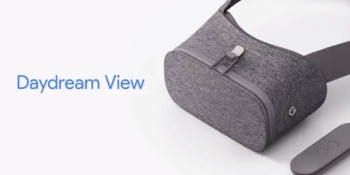 Google reveals its Daydream VR headset, which launches in November for $79