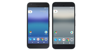 Google unveils Pixel and Pixel XL, the first phones it 'designed inside and out'
