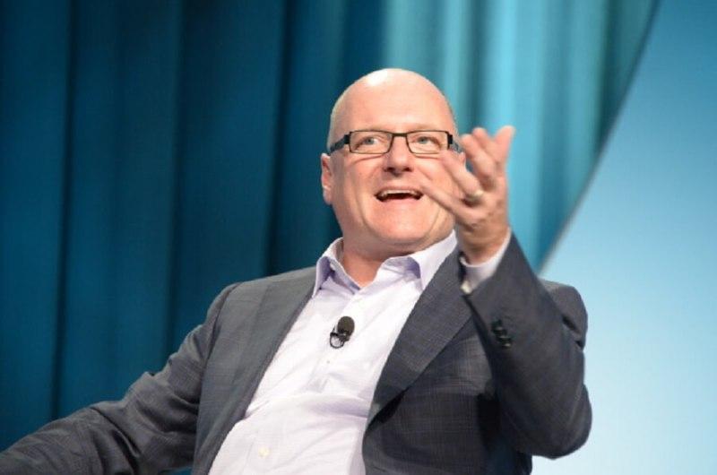 Wendell Brooks is head of Intel Capital.