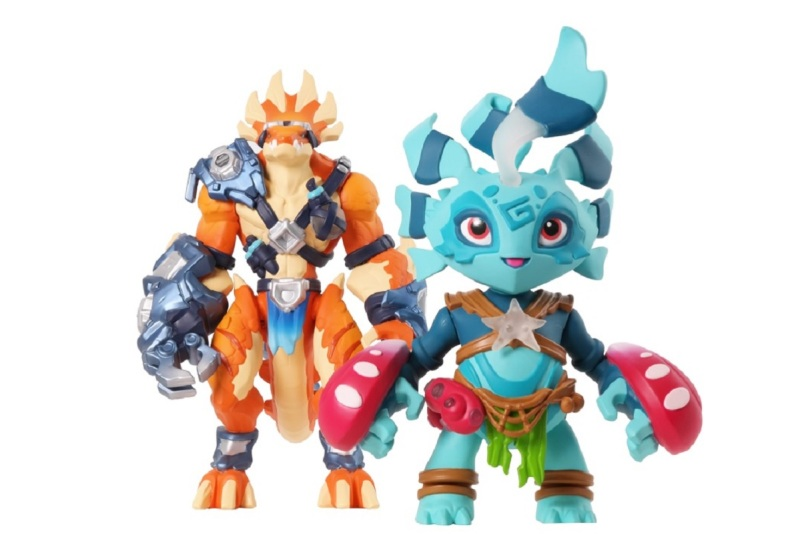 Lightseekers has smart toys with embedded electronics.