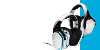 Logitech's G933 Artemis Spectrum Snow is one of the best all-around gaming headsets
