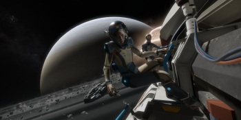 Lone Echo multiplayer is like Quidditch, Ender's Game, and Tron in VR