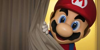 Nintendo's stock price is up as buzz continues to build for Switch and Super Mario Run