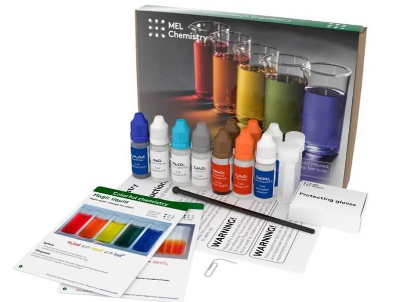 MEL Science chemistry set