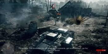 Battlefield 1 impressions: World War I's Battle of Cambrai has intense tank combat