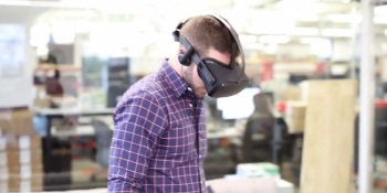 Hands-on with the Oculus Santa Cruz standalone VR prototype