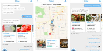 Ozlo virtual assistant launches on iOS and the web
