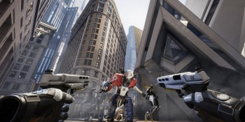 Oculus' funding of Robo Recall nearly match what Epic Games spent on Gears of War