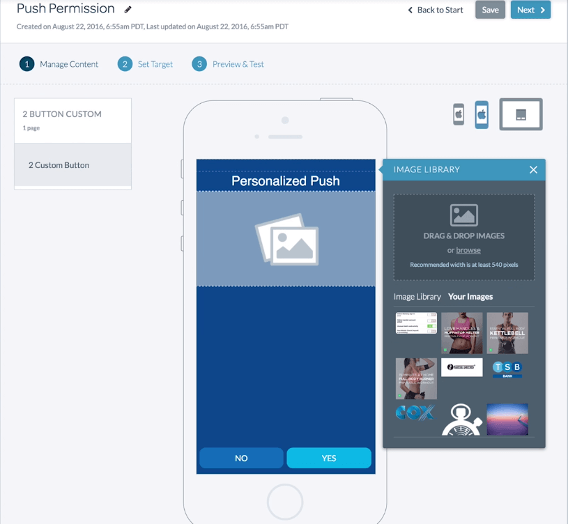 swrve-conversations-designer-dashboard