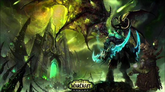 Legion was a big expansion for World of Warcraft.