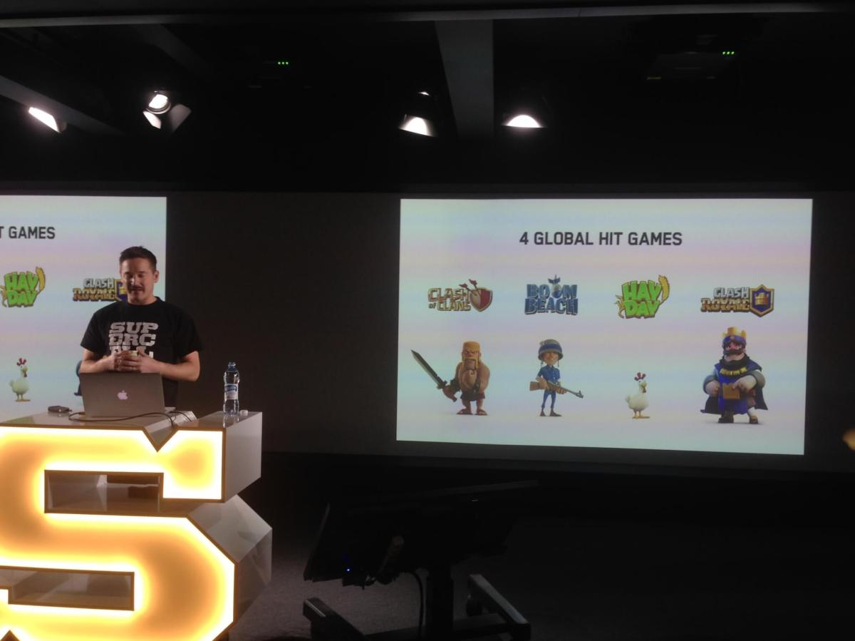 How Supercell is moving beyond video games: investments
