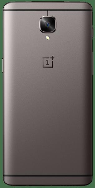 OnePlus 3T: Gunmetal
