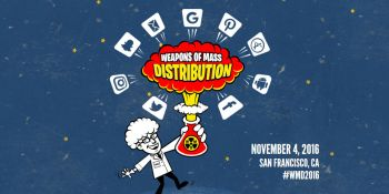 How to watch the 500 Startups Weapons of Mass Distribution conference