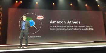 AWS launches Amazon Athena service for querying data stored in S3