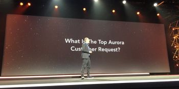 AWS brings PostgreSQL support to the Aurora database engine