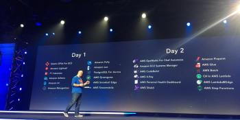 Everything announced at AWS re:Invent 2016