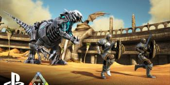 Ark: Survival Evolved will launch on PlayStation 4 on December 6