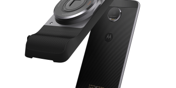Android Nougat update will make Moto Z and Moto Z Force the first non-Google phones to support Daydream