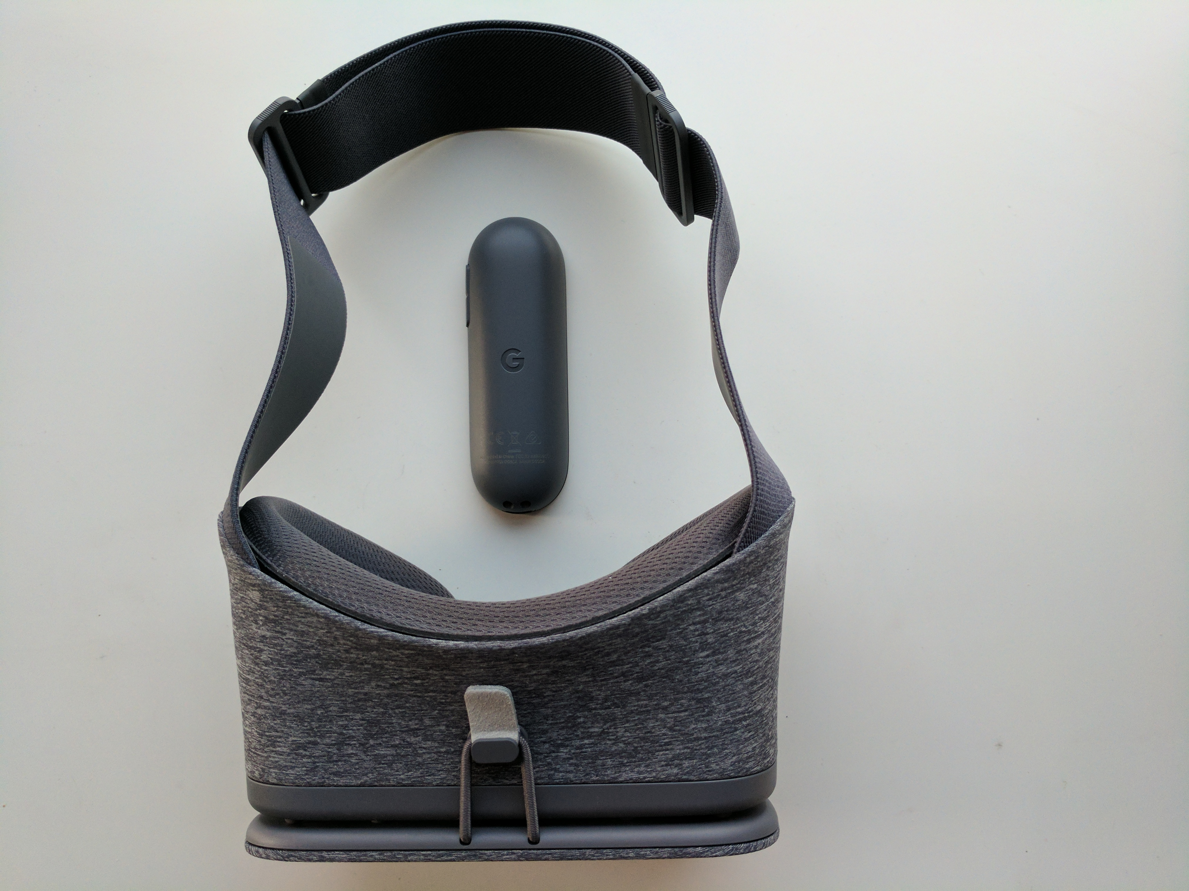 Google Daydream View from above.