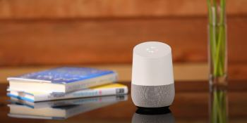 Google I/O announcements suggest a voice-forward, not voice-only, future