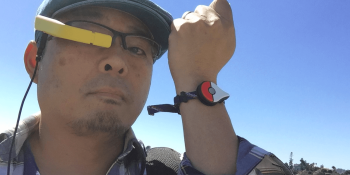 VuFine returns to Kickstarter with a new wearable display for Pokémon Go, drone piloting, and more